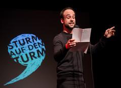 Andi Petö - Sturm auf den Turm Slam - Poetry Slam in Wien