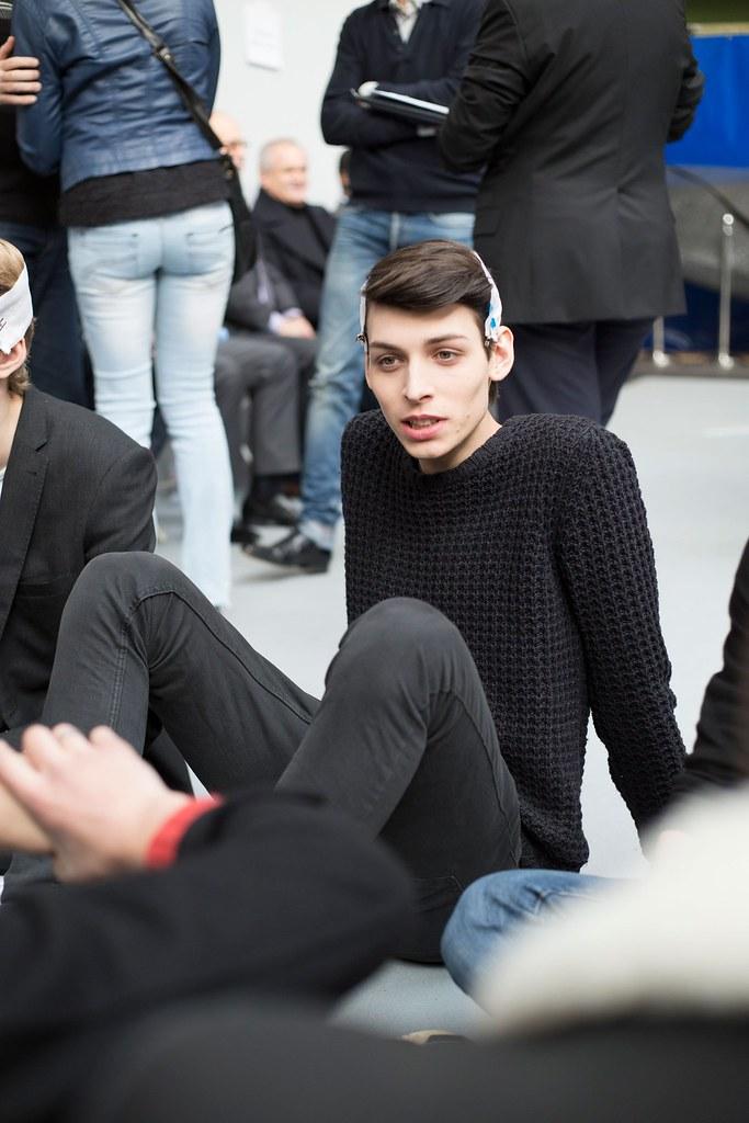 FW15 Paris Dior Homme203_Flint Louis Hignett(fashionising.com)