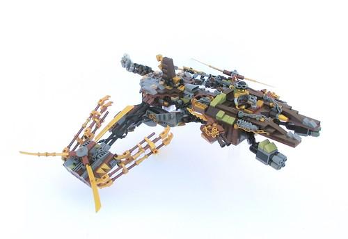Steampunk: Hurricane Heist
