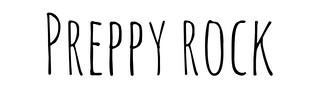 preppy rock