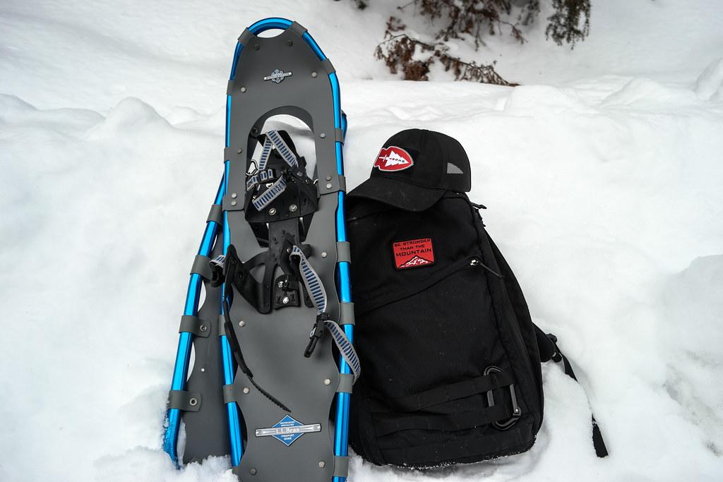 First Snowshoe Ruck