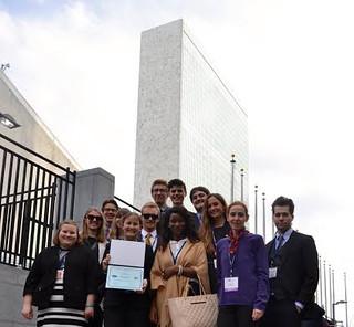 Model UN Webpage
