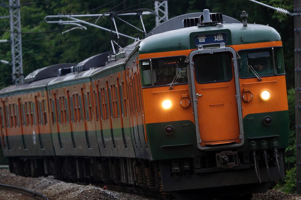 カボチャ電車