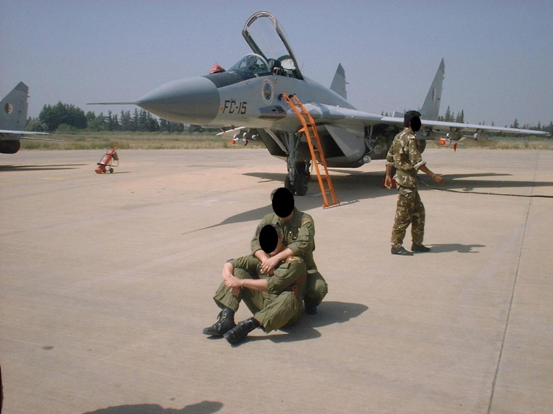 صور طائرات القوات الجوية الجزائرية  [ MIG-29S/UB / Fulcrum ] 26828053303_47e7efa5b9_o