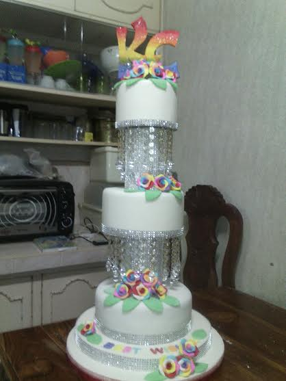 Mariane Bulanan's Cake