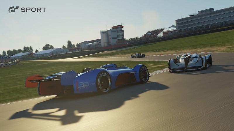 GT Sport screenshots