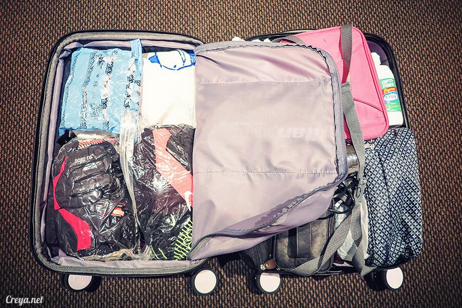 2016.05.21 ▐ 紐到天涯海腳 ▐ 打工度假(或長程旅行)該如何打包?行李準備的經驗談 21