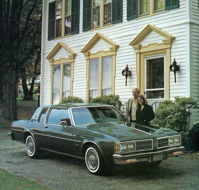 1981 Oldsmobile Delta 88 Royale Coupe