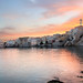 Sunset in Syros by AntoniaCheng