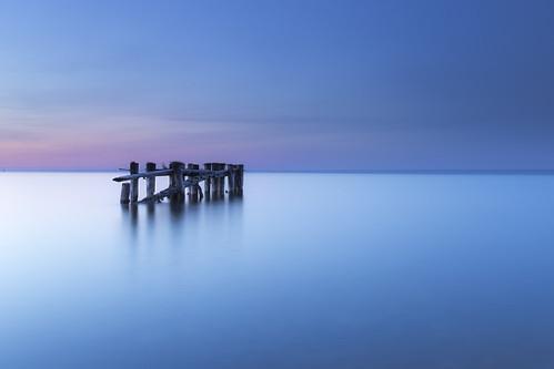 longexposure sky ontario canada night canon dock hamilton calm bluehour 6d lee06ndgrad 50point
