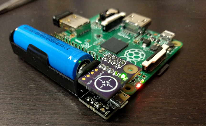 batterie solaire raspberry pi