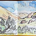 Rattlesnake Canyon by Kpaintings