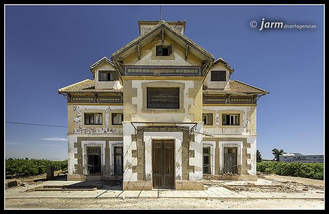 Villa Carmen. Pozo Estrecho. Cartagena