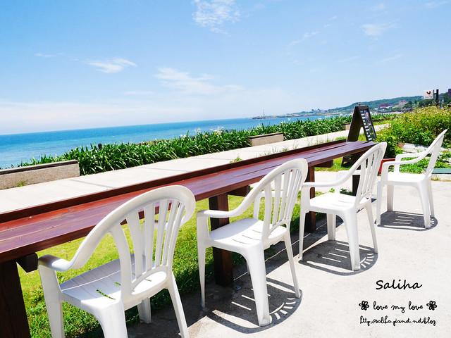 三芝淺水灣海邊咖啡推薦那年夏天餐點 (15)