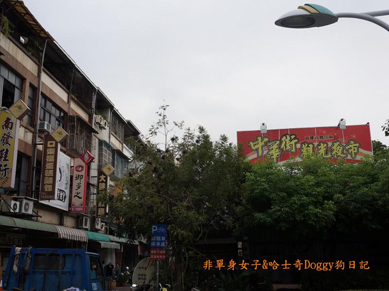 高雄鳳山車站中華街夜市曹公廟曹公圳平成炮台05