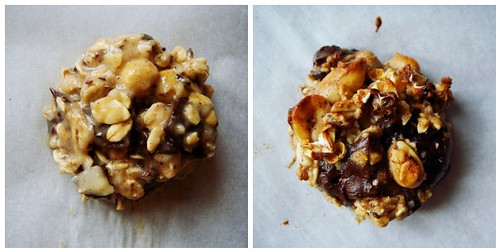 Carnival Cookies: Unbaked to Baked