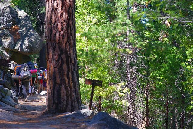 Little Yosemite Valley, Yosemite