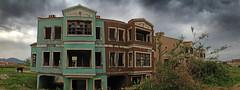 Abandoned Venetian houses