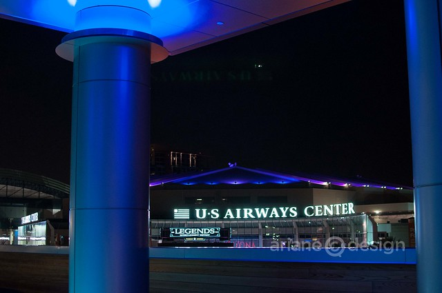 US Airways Center-1