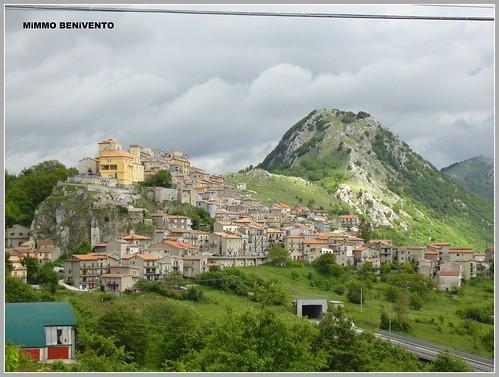 Castelgrande, panorama