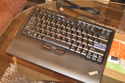 ThinkPad USB トラックポイントキーボード-55Y9003_003