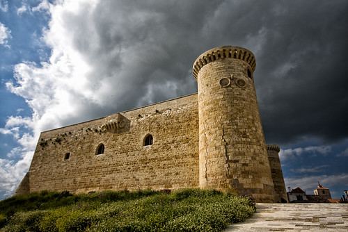 Castillo de Valdepero by Carlos_JG