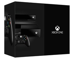 Microsoft XBOX One Retail Box