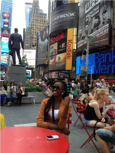 Miss Ghana 2012 Naa in America (13)