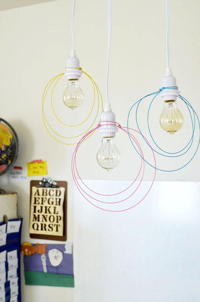 halo light DIY