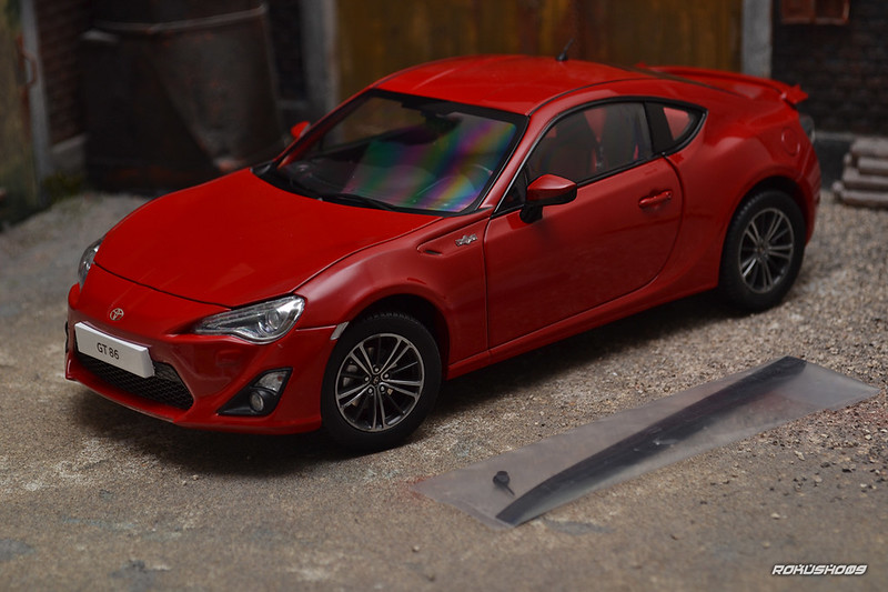 century dragon toyota gt86 orange red white toyota. Black Bedroom Furniture Sets. Home Design Ideas