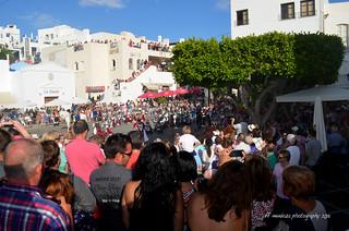 Mojácar, Ambiente Desfile Moros y Cristianos 2013/