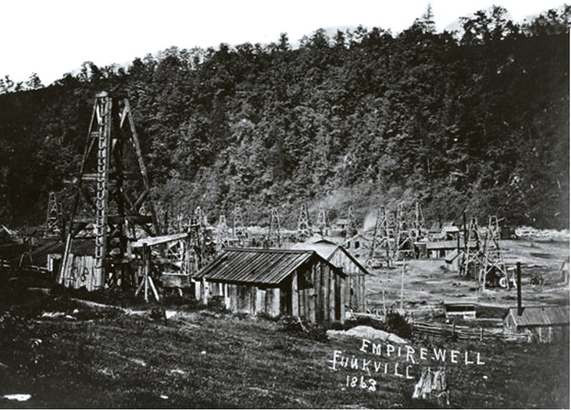 1) Empire Oil Well