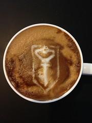 Today's latte, Ingress Resistance.