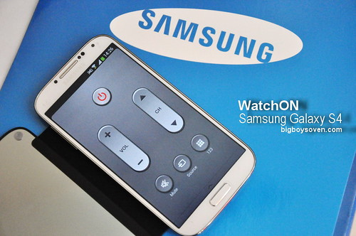 Samsung Galaxy S4 WatchON 3