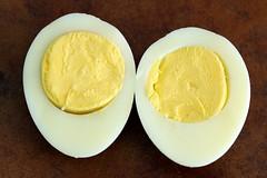 10-minute hard boiled egg