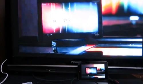 Nexus 7 Miracast