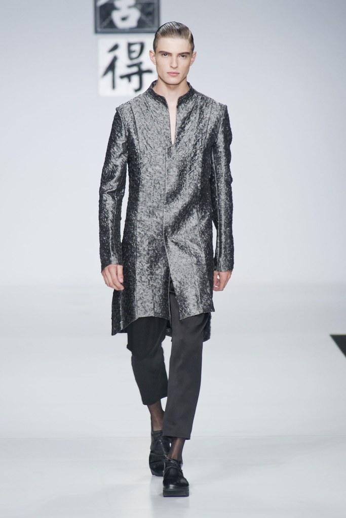 SS14 Milan Ji Wenbo002_Guerrino Santulliana(fashionising.com)