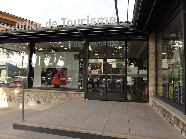 Office de tourisme fa ade vaison la romaine fr84 - Office du tourisme de vaison la romaine ...
