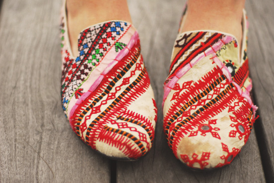 chaussures Antik Batik