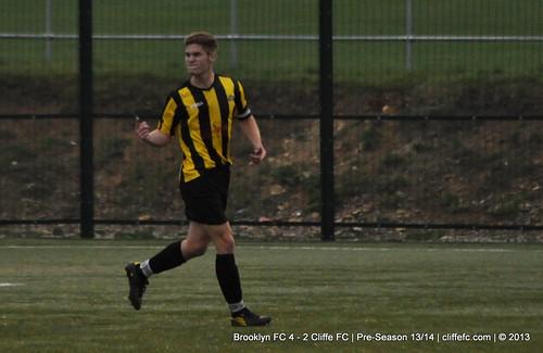 Cliffe FC 2 - 4 Brooklyn FC 13Aug13