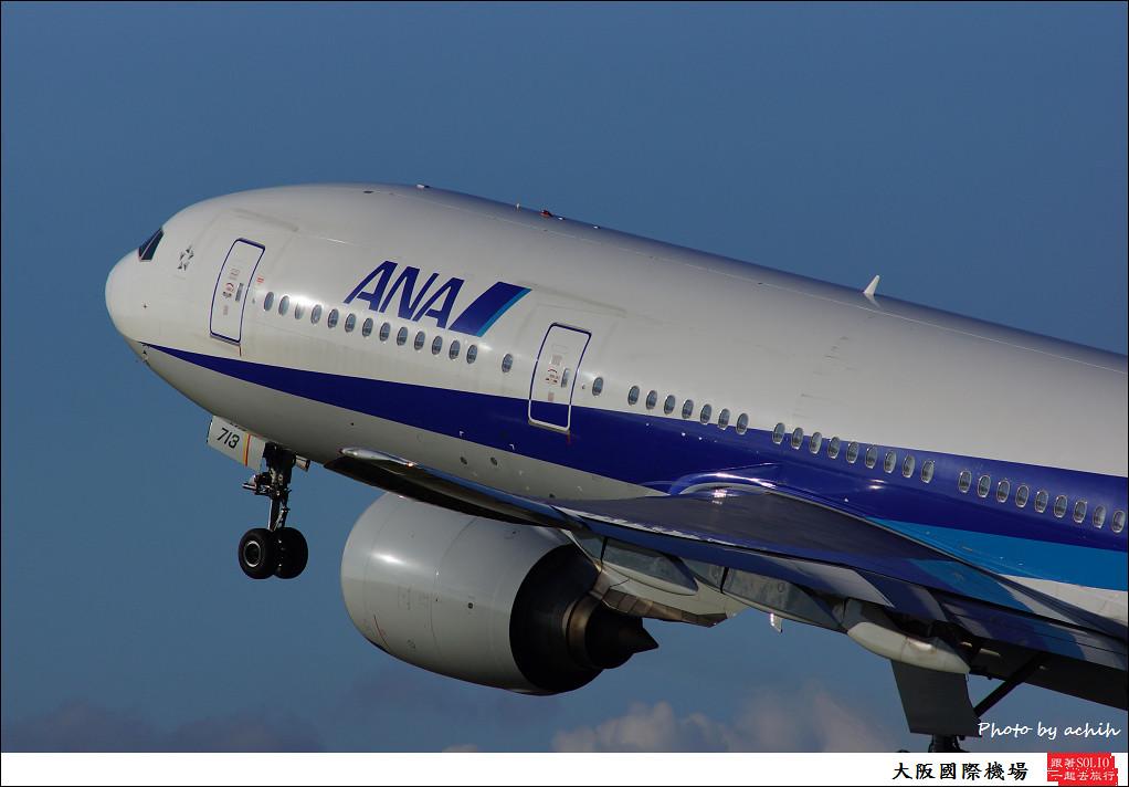 All Nippon Airways - ANA JA713A-006
