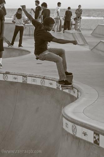 Eric Tuma Britton 8-21-13 Venice Skate Park