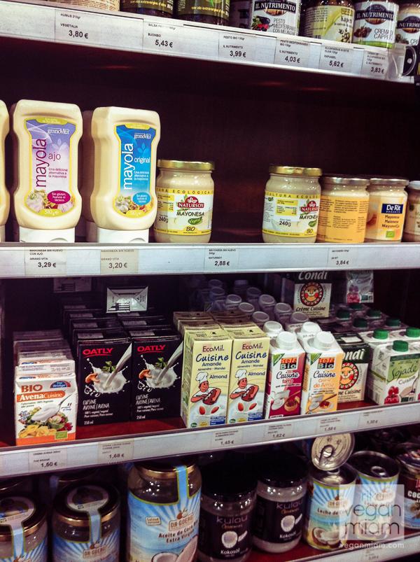 Vegan Finds At Groceries In Valencia Spain Vegan Miam