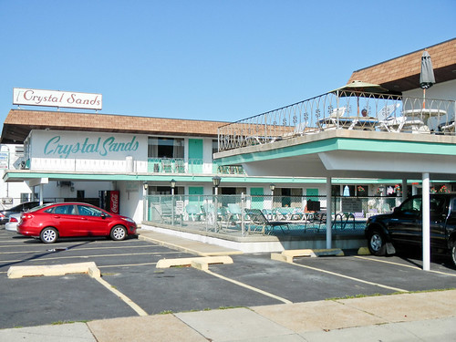Retro Wildwood Motel