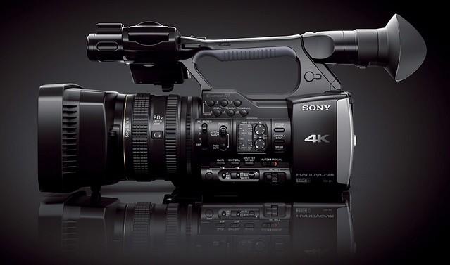 4k sony handycam