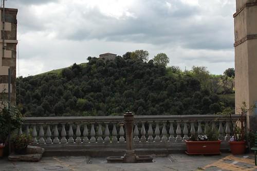 Pereta: dal Belvedere