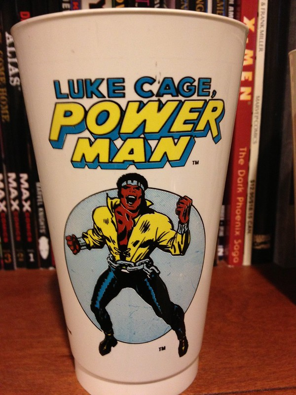 Luke Cage PowerMan cup
