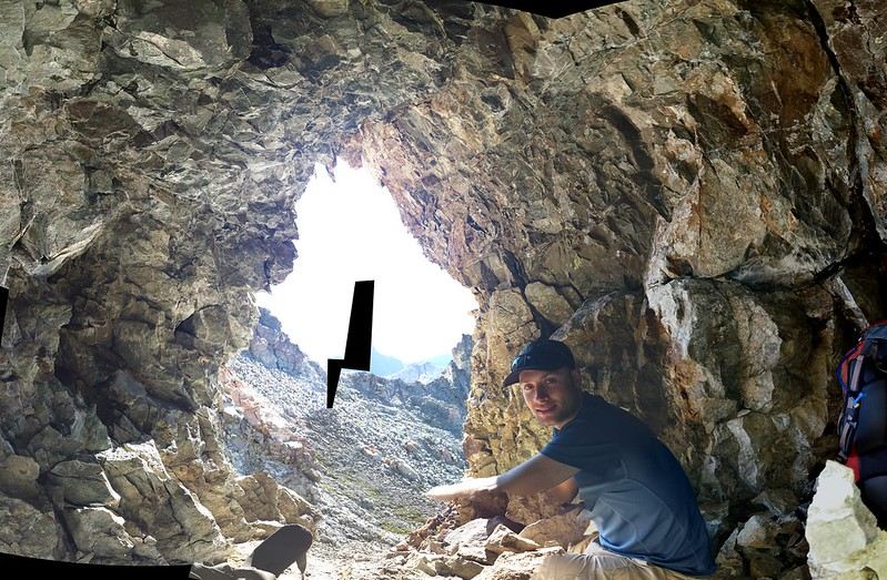Inside Cave Pano