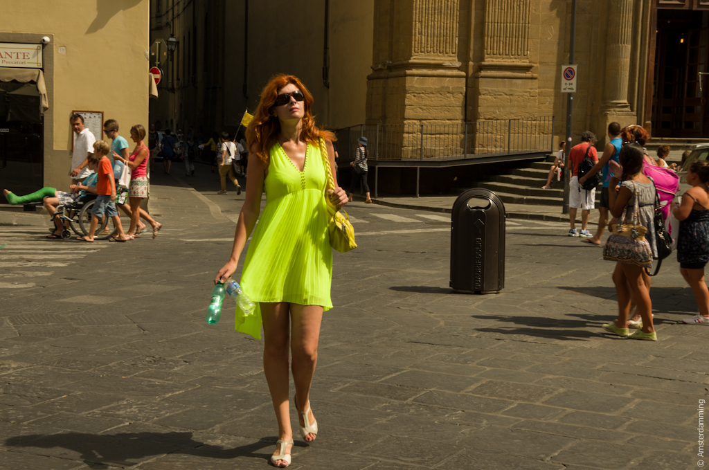 Italy, People of Florence