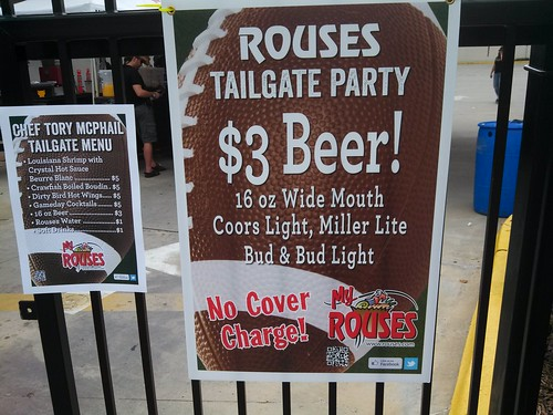 Rouses party